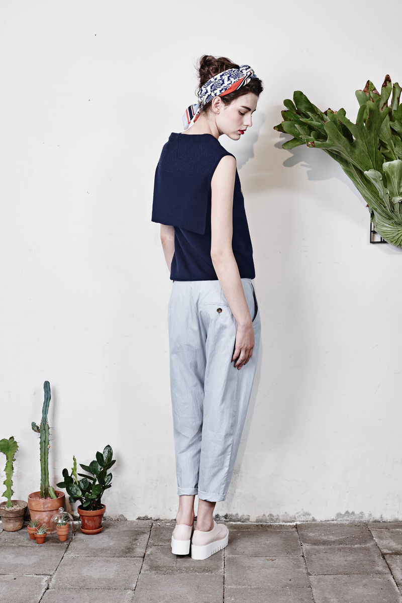 Slouchy 'Lolita' trousers - product images  of