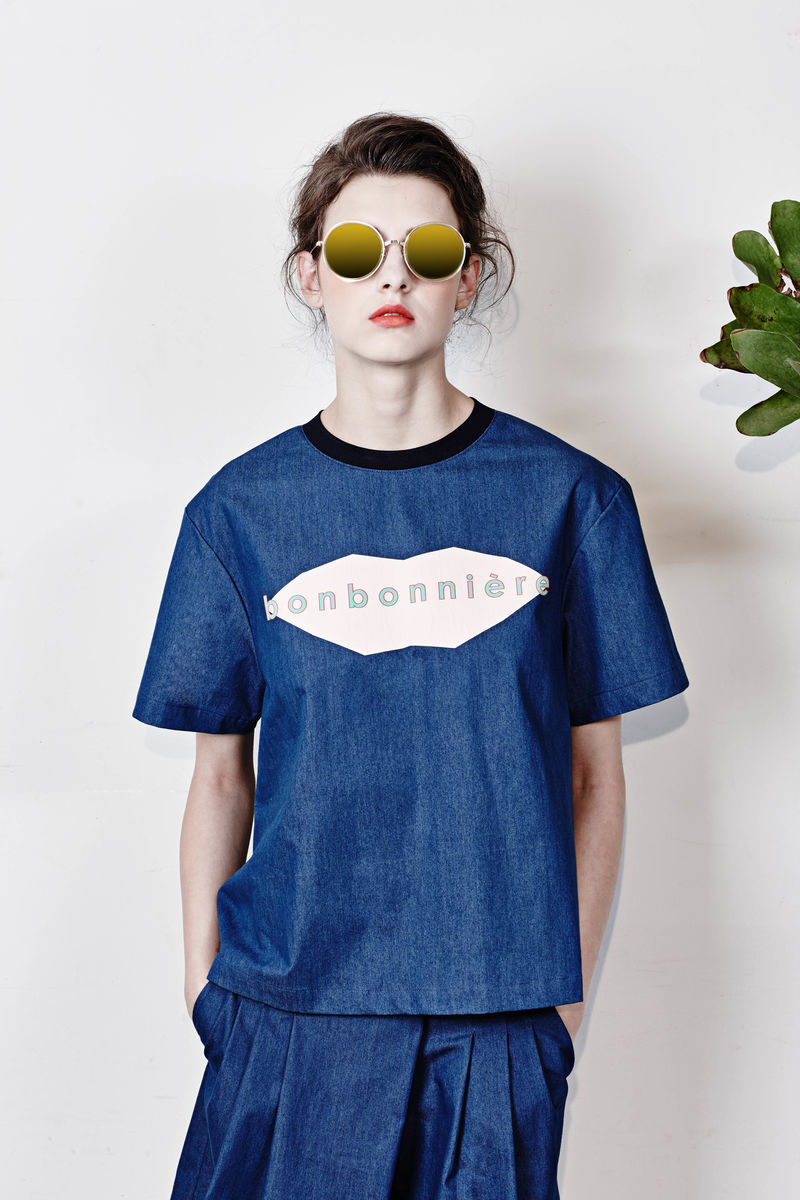 'Bonbonniere' Hoodie top - product images  of