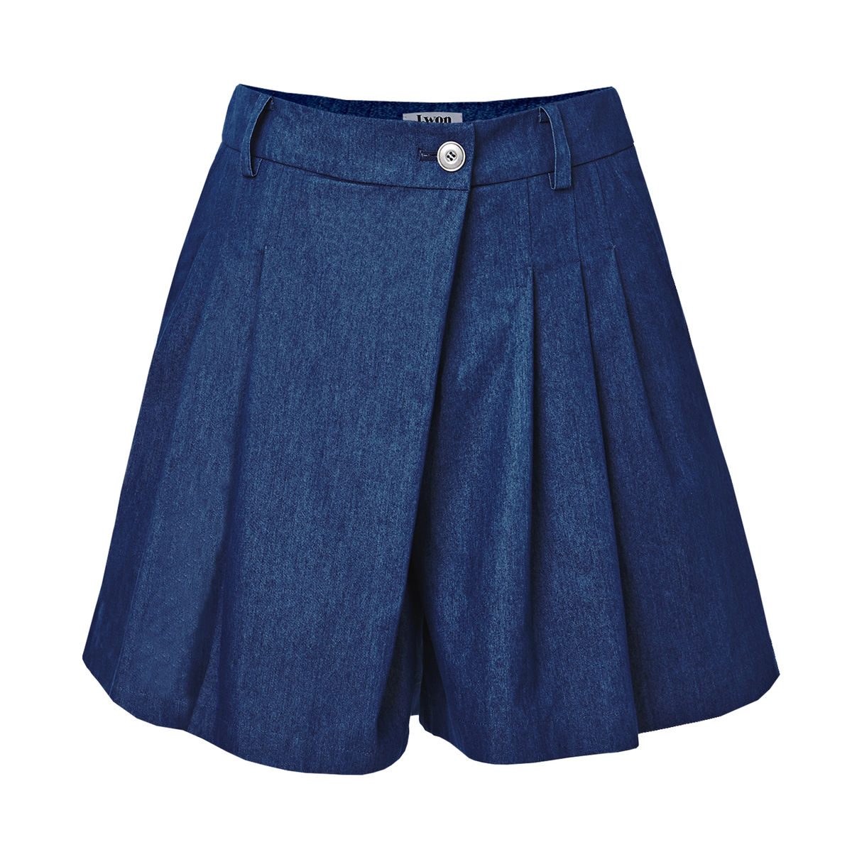 Skirt-like short pants - product images  of