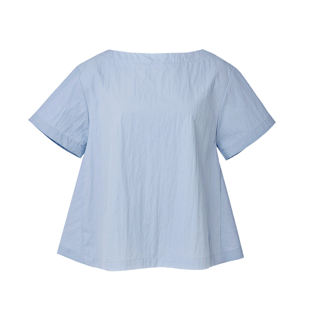Neck-Bowed 'Lolita' Top - LightBlue - product images  of