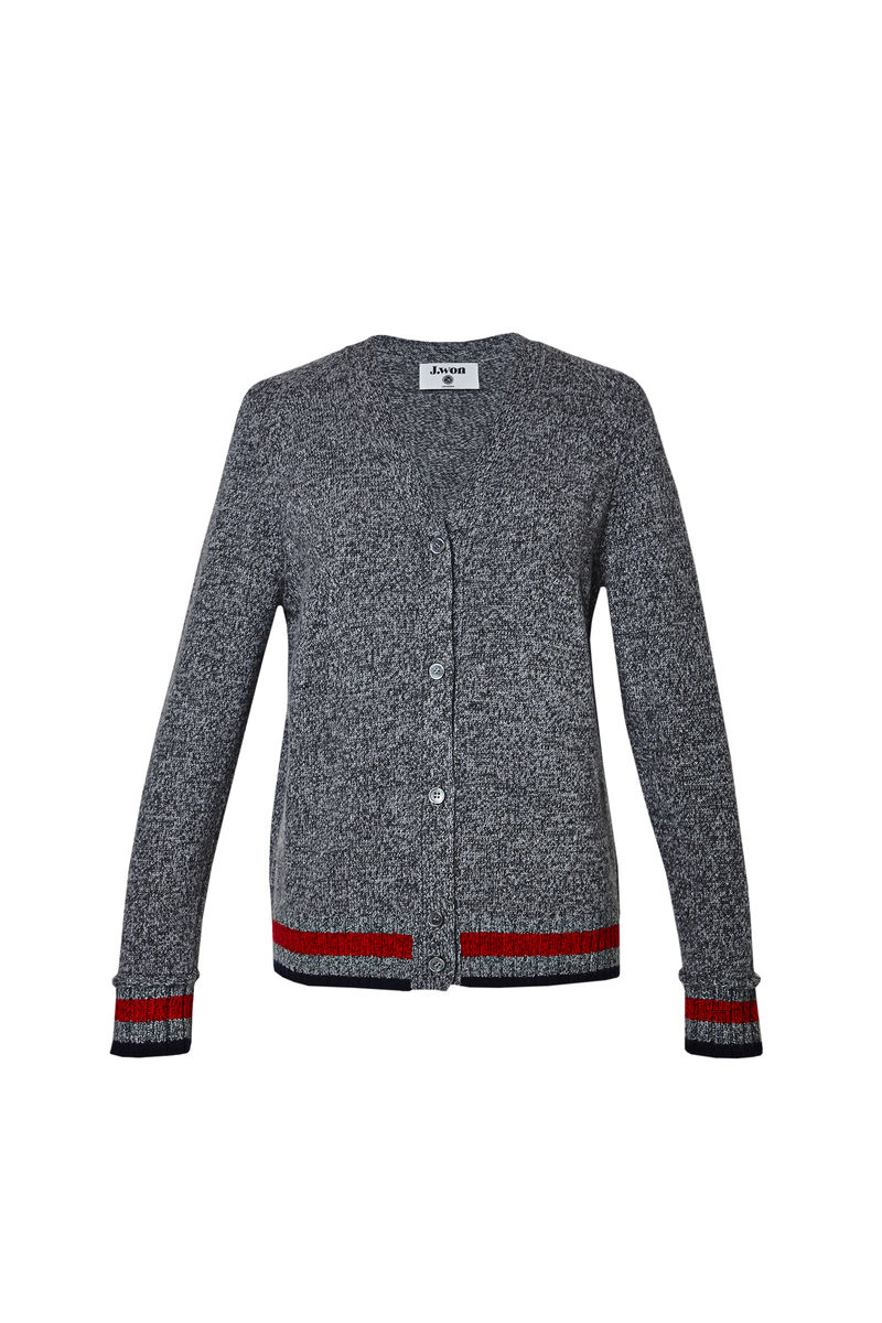 Chunky Cashmere Cardigan - product images  of