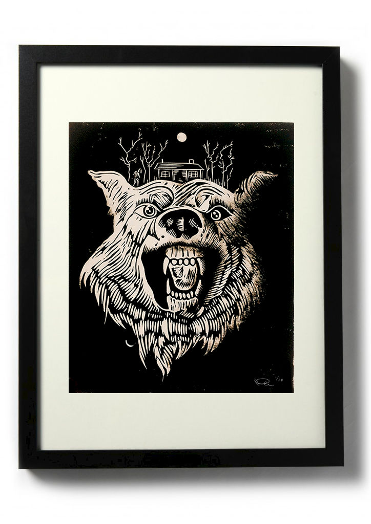 THE CABIN IN THE WOODS - Joss Whedon – September 5, 2014 (GALLERY1988 WEST) - product images  of