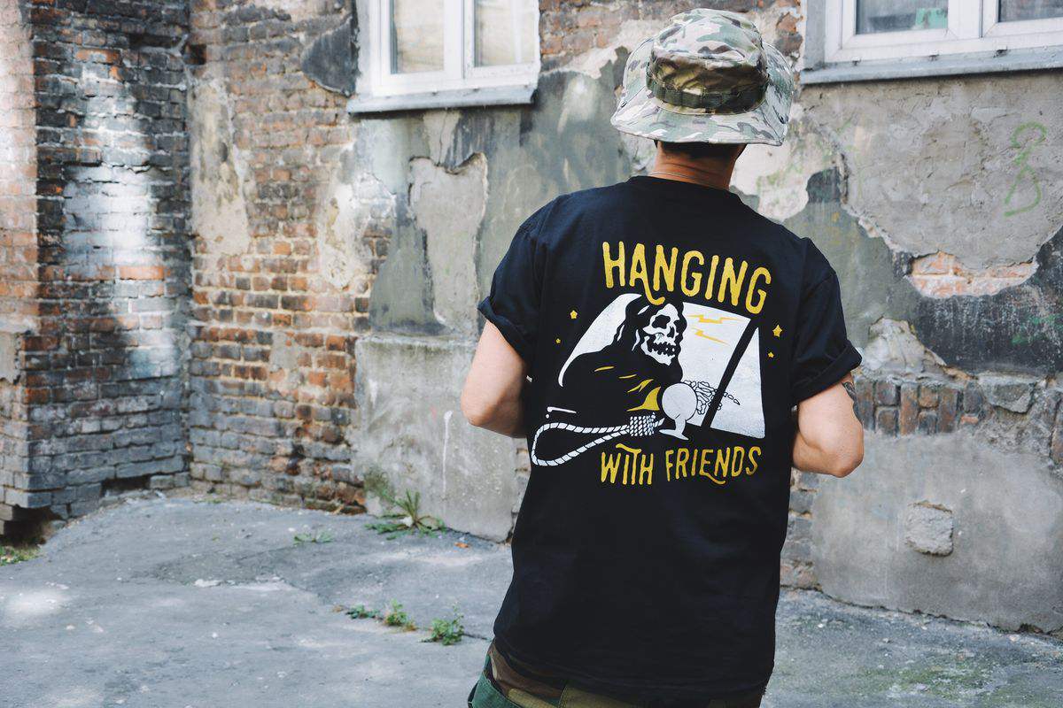 HANGING WITH FRIENDS - product images  of