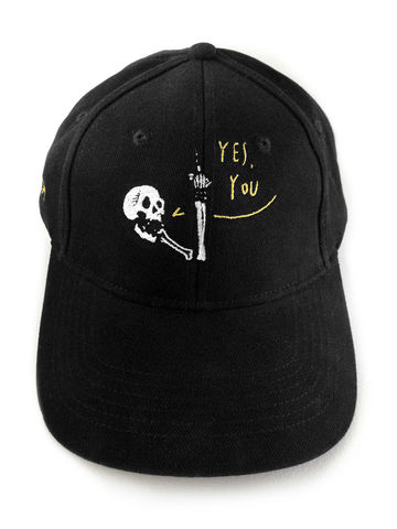 HAVE,A,NICE,DAY,—,DAD,HAT,buy t-shirts online, traditional illustration, traditional tattoos, tattoos t-shirts, graphic t-shirts store, dad hat, rocco malatesta