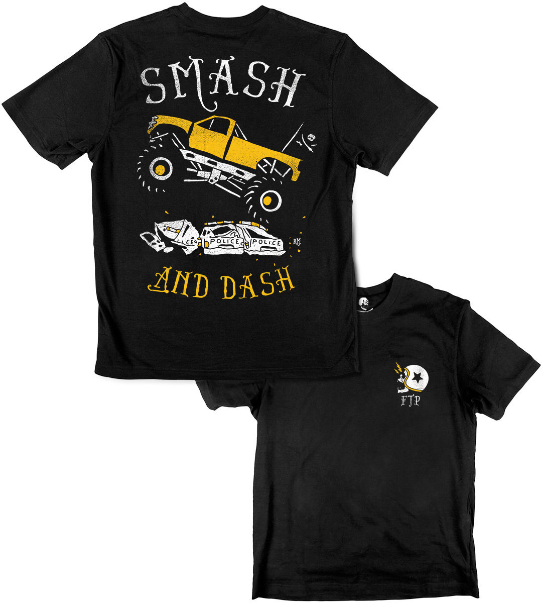 SMASH AND DASH - product image