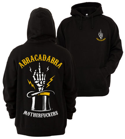 ABRACADABRA,Hoodie,buy t-shirts online, traditional illustration, traditional tattoos, tattoos t-shirts, souvenir, graphic t-shirts store, rocco malatesta