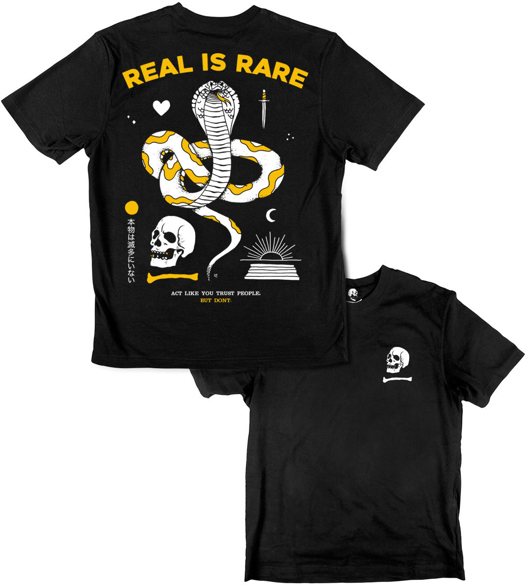 REAL IS RARE - product image