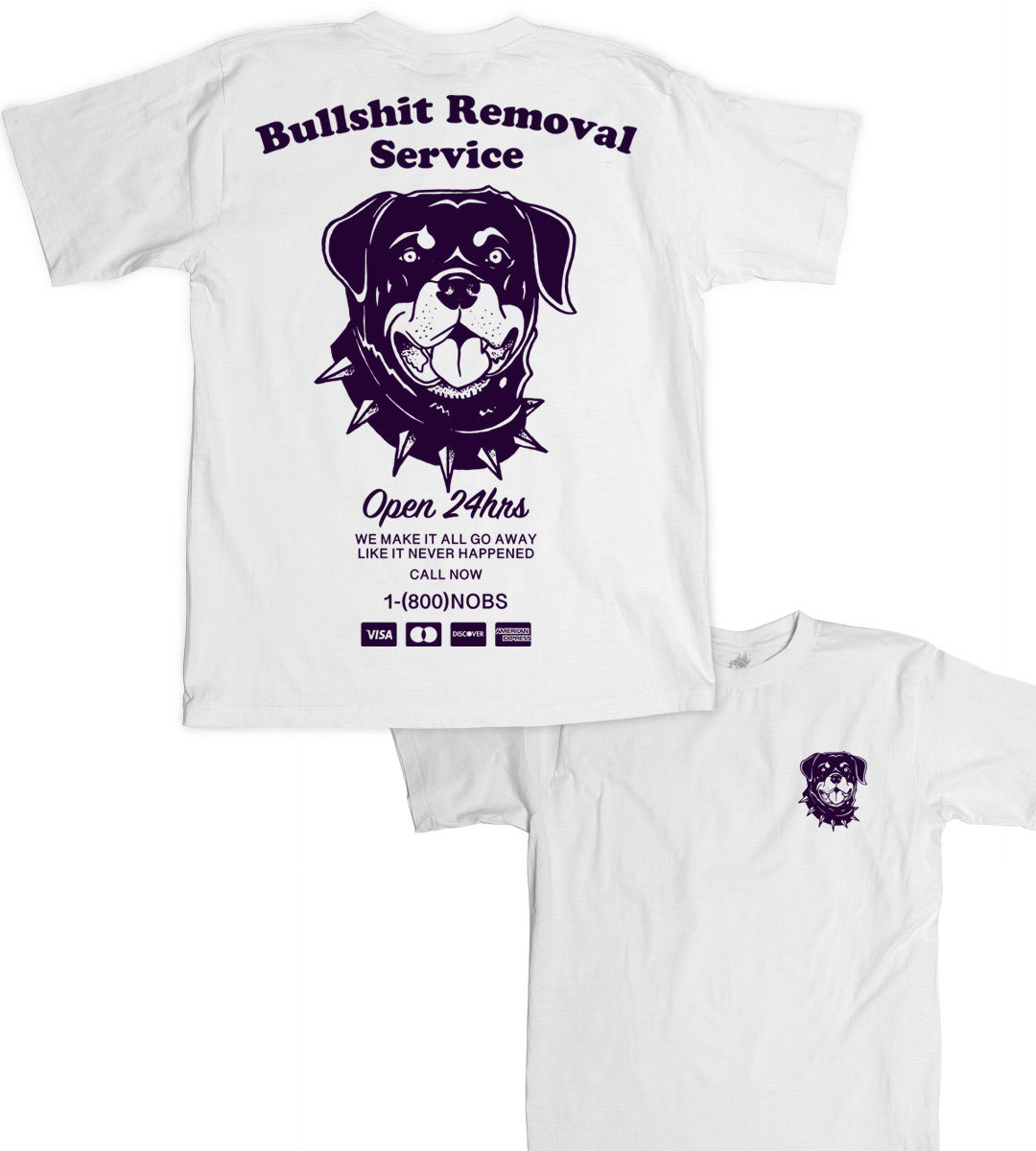 Bullshit Removal Service - product image