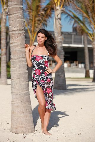 Floral Sarong - product images  of