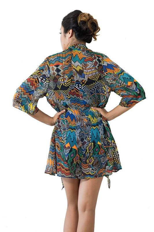 Yassine Bali Cover Up - product images  of