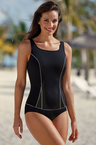 Black,and,White,Mastectomy,Tankini,Mastecomy Tankini,  Tankinis, Mastectomy Tankini, Costa Rica Swimsuit