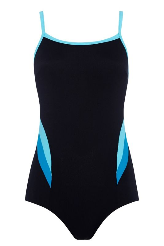 Capri Mastectomy Swimsuit - Size 30 (UK size 6 only) - product images  of