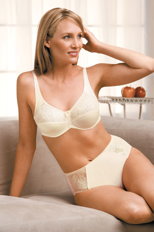 Nina Mastectomy Bra - 44F Only - product images  of