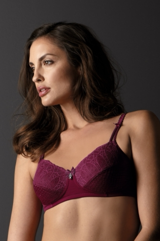 Louise,Non-Wired,Mastectomy,Bra,–,Burgundy,Mastectomy Bra, Mastecomy bra set, Mastectomy Lingeirie, Mastectomy Lingerie, Mastectomy Bra and Breif, Louise, ameona lingerie