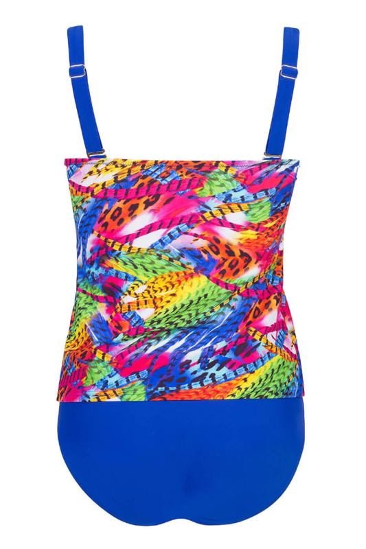 Salvador 2 Piece Mastectomy Tankini - product images  of