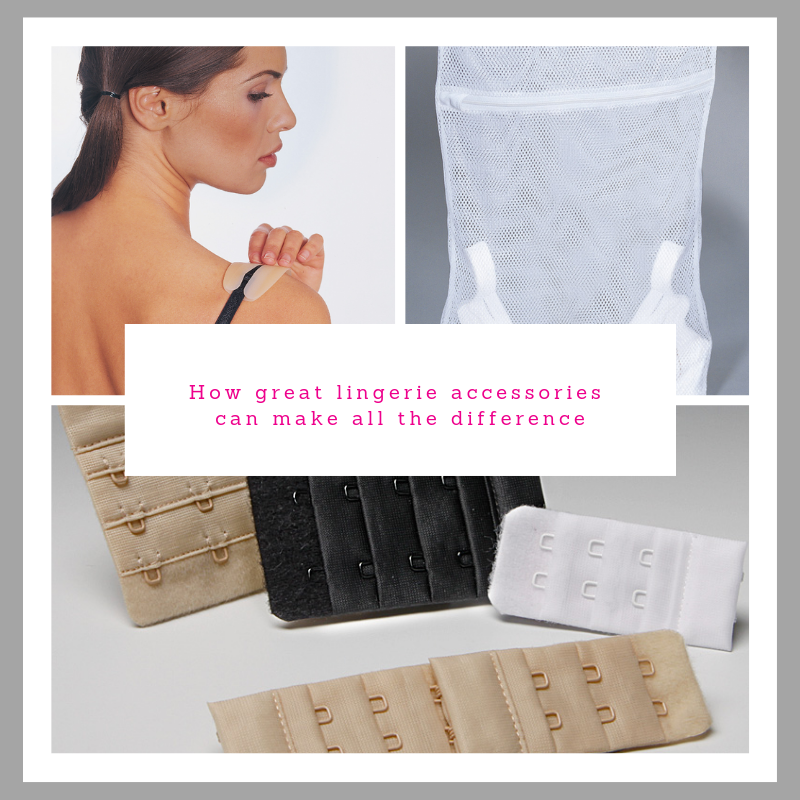 How great lingerie accessories can make a difference