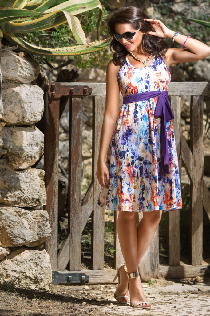 Dhazia Post Mastectomy Dress