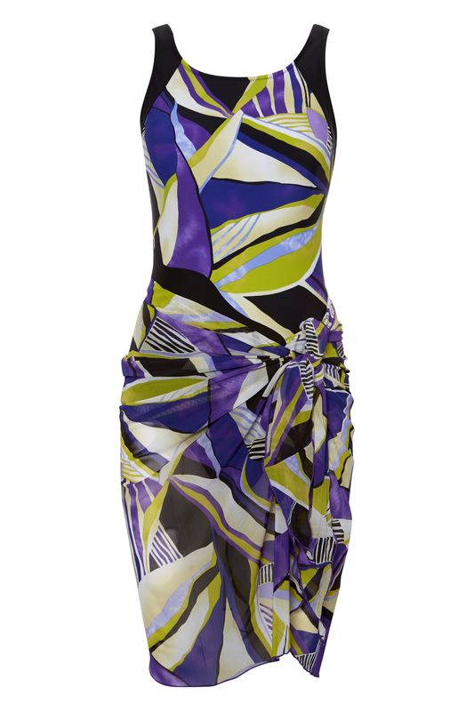 Laguna Bay Mastectomy Swimsuit - Size 10 UK only! - product images  of