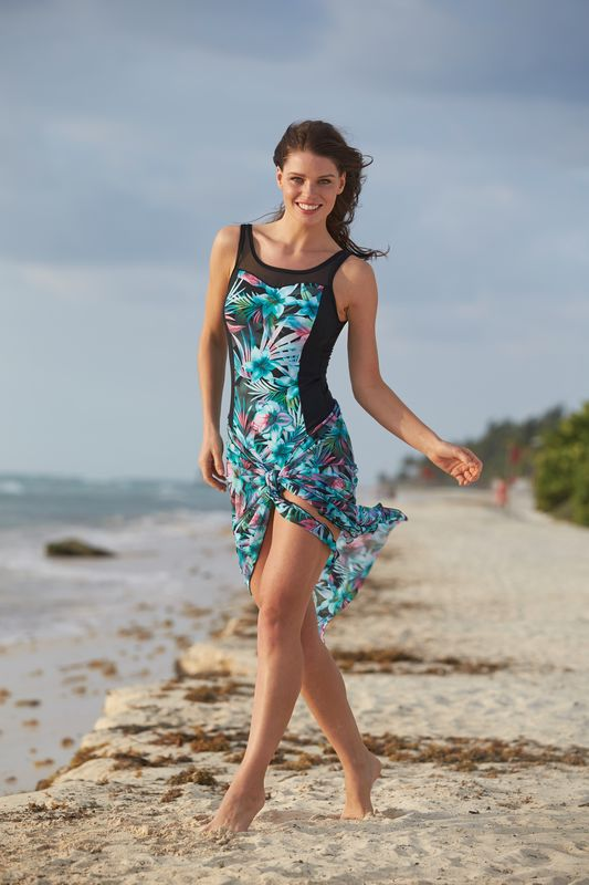 Tahiti Mastectomy Swimsuit  - product images  of