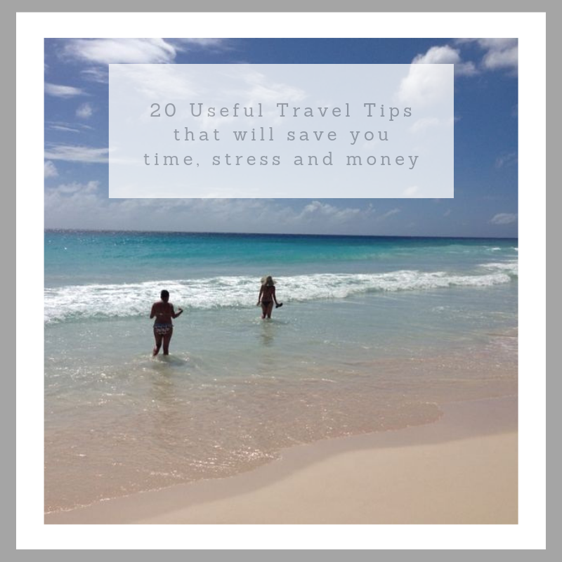 20 Useful Travel Tips