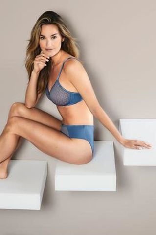 Maya Padded Soft Non-Wired Mastectomy Bra  - product images  of