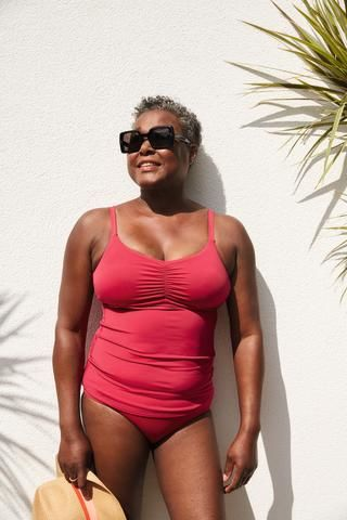 Melissa,Odabash,Kim,Mastectomy,Tankini,Mastectomy Tankini, Post Surgery Tankini, Melissa Odabash mastectomy swimsuits, 71407/13,  Kim swimsuit, mastectomy swimsuits