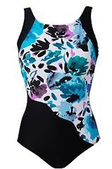 Santorini Mastectomy Swimsuit - Standard Length - Size 22/46 (UK) - product images  of