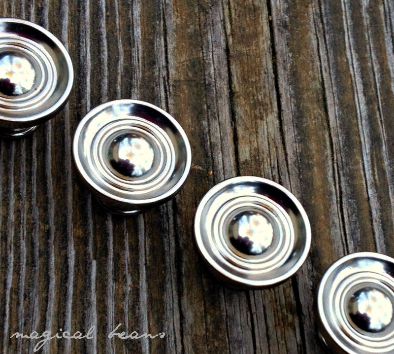 Polished Chrome Multi Ring Knobs - product images  of