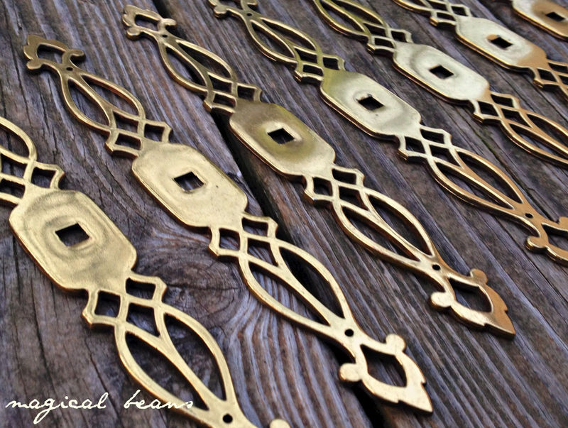 Keeler Br Company Decorative Backplates For S Faux Keys Product Images Of