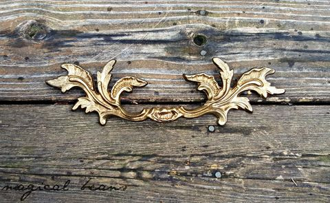 Keeler,Brass,Co,XL,French,Provincial,Gold,Period,Hardware,vintage hardware, furniture hardware ,antique hardware ,drawer pulls knobs, furniture pulls, pulls knobs, hardware furniture, vintage drawer pulls knobs, brass furniture hardware,  Brass Hardware, Brass Pulls, Brass Cabinet Pulls, Brass Drawer Pulls, Keel