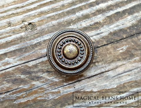 Vintage,Rustic,Farmhouse,Antiqued,Brass,Furniture,Knob,vitage knobs, dresser drawer knobs, cabinet knobs, rustic knobs, decorative knobs, bronze knobs, gold knobs, farmhouse knobs, farmhouse chic knobs, antiqued brass knobs, ornate drawer pull