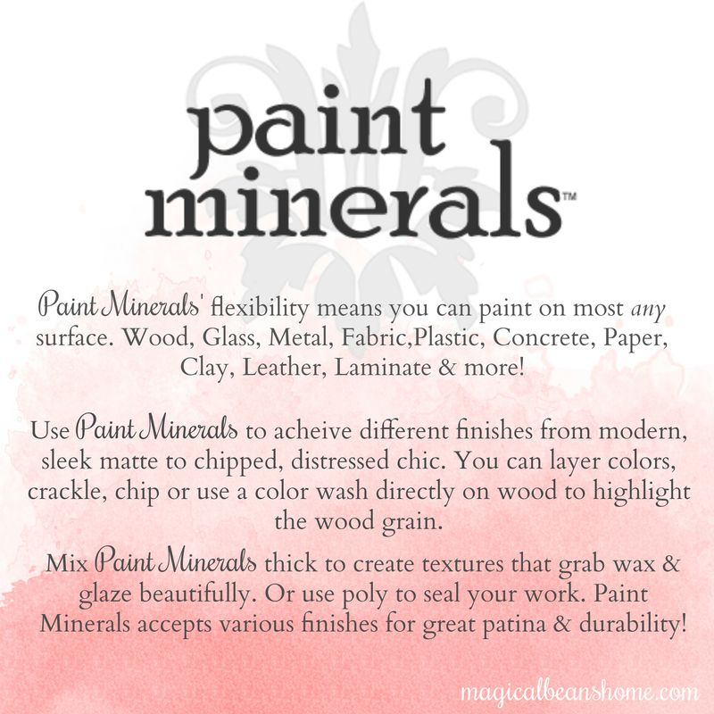 Paint Minerals Mineral Powder for DIY Chalk Style Paint & More - product images  of