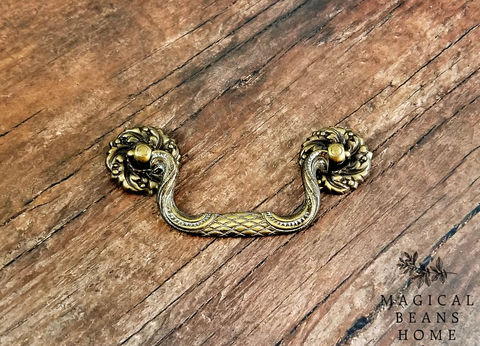 Antique,Keeler,Brass,Co,Victorian,Antiqued,Gold,Drop,Bail,Pulls,in,Solid,Antique Keeler Brass Co Pulls KBC Bail Pulls, Keeler Brass Cabinet Pulls ,Victorian Drop Bail Pull ,Solid Brass Bail Pull ,Antiqued Gold Drawer Pull Handle ,Antique Drawer Pull, Dresser Hardware