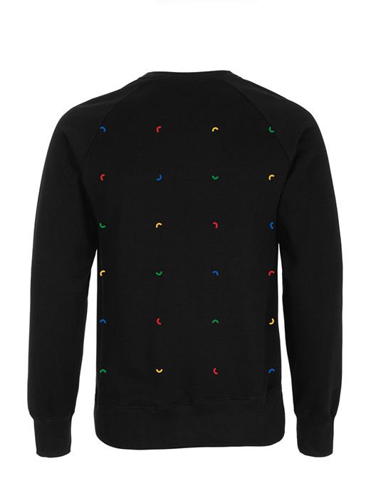 Algorithm Black Sweatshirt - product images  of