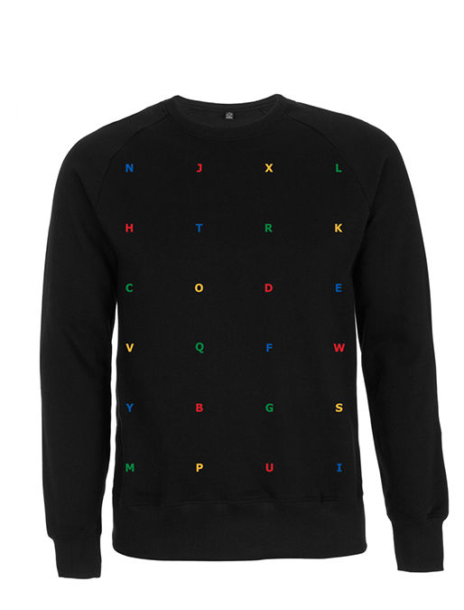 Code Black Sweatshirt - product images  of