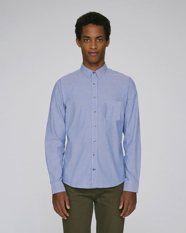 Pinstripe Shirt - product images  of