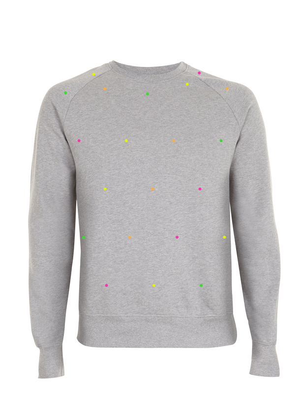 Fluoro Polka Heather Gray - product images  of