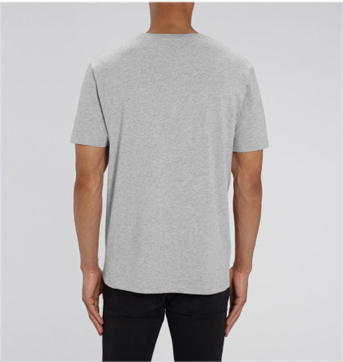 Fluoro Heather Gray T shirt - product images  of