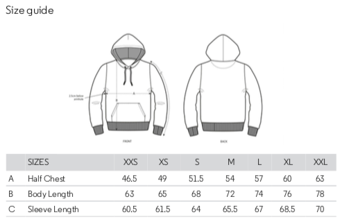 90Degree Hoodie - product images  of