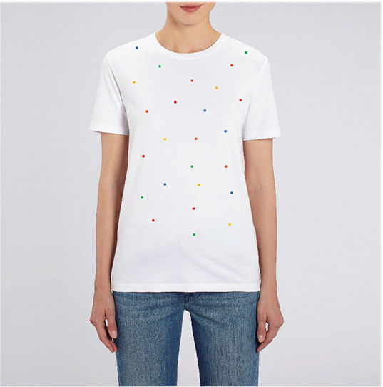 Rubiks White T Shirt - product images  of