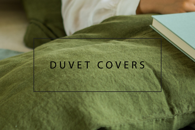 buy Once Milano luxurious italian handmade linen duvet covers
