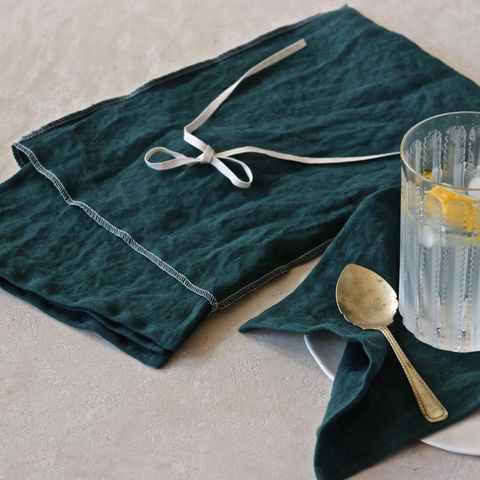 Cocktail,napkins,in,crushed,linen,linen cocktail napkins