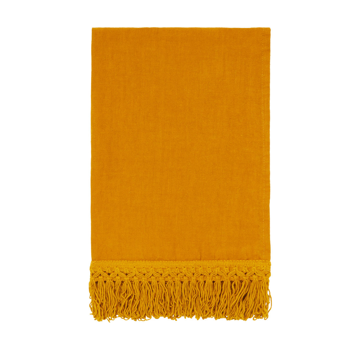 Bath sheet with long fringe - product images  of
