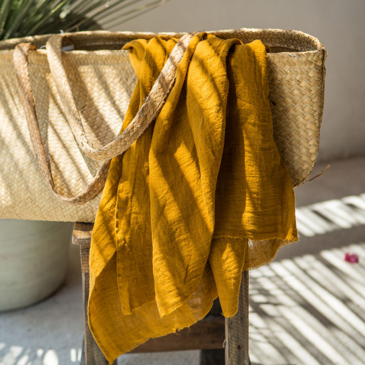 Linen Pareo - product images  of
