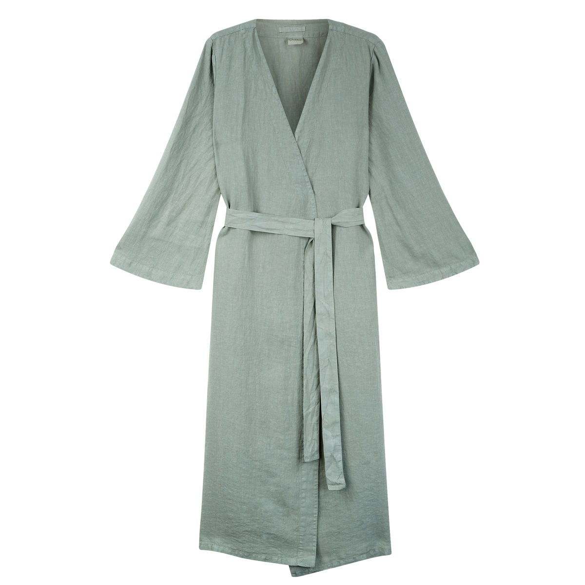 Linen Dressing Gown - product images  of