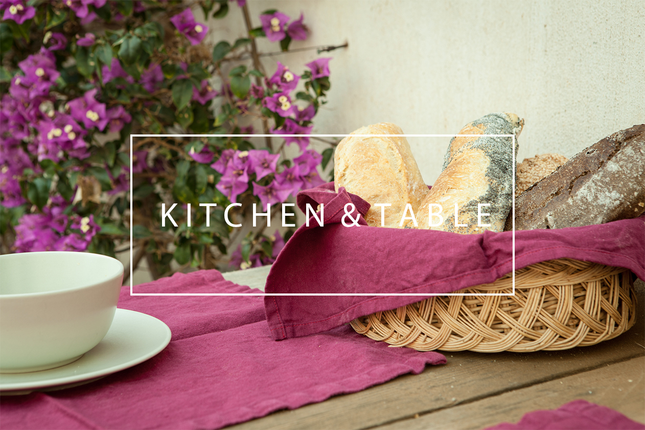 kitchen and table products