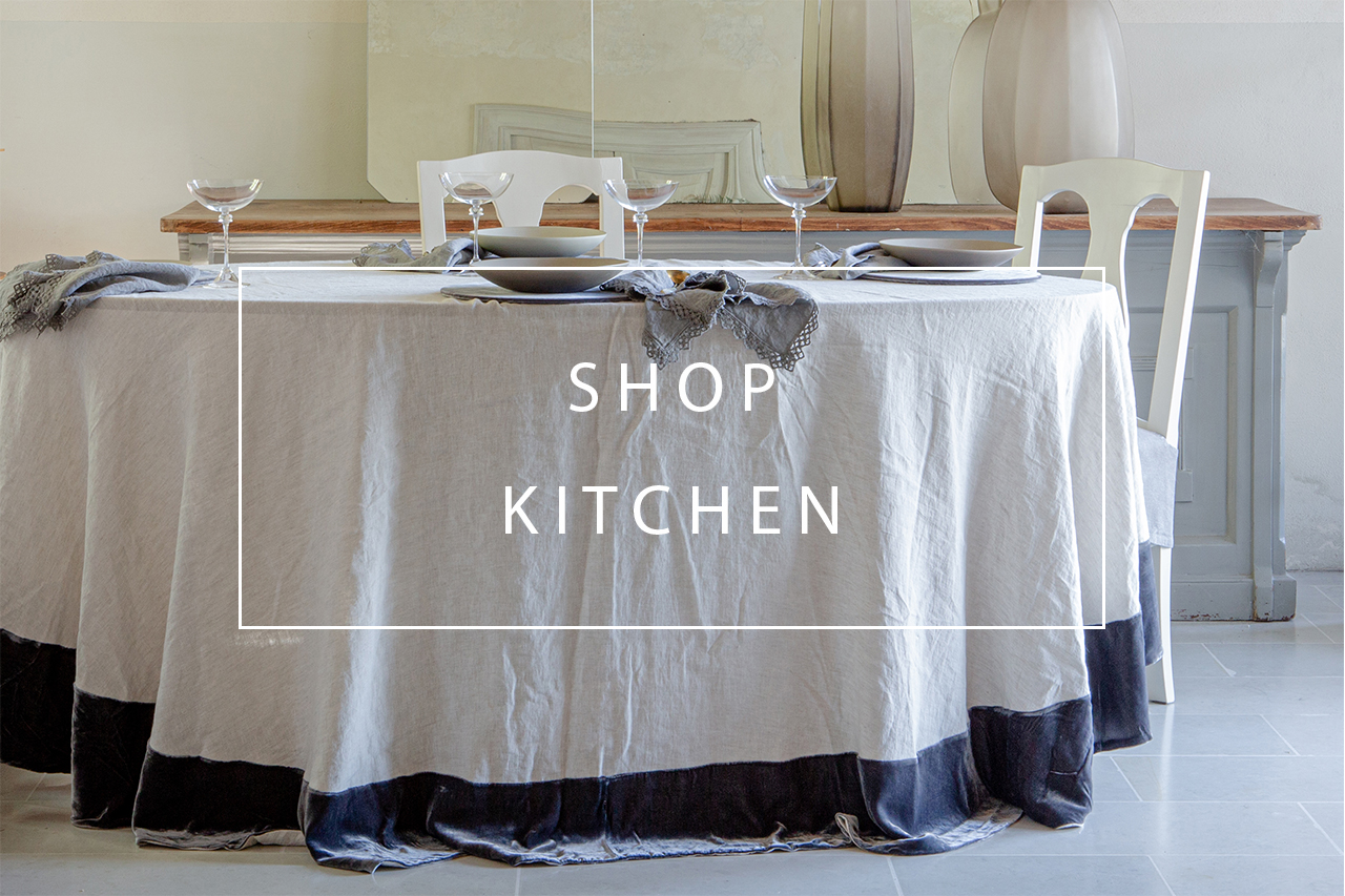 shop our kitchen and table products