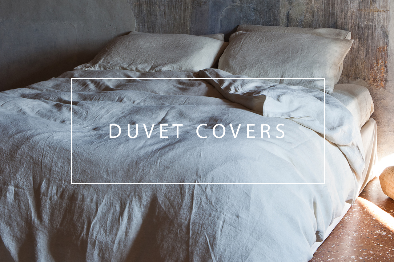 luxury linen duvet covers