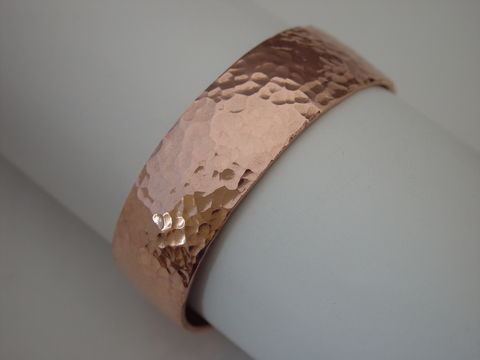 Hand-Hammered,Copper,Bracelet,Copper Bracelet, Copper jewelry, Benefits of copper, copper and health