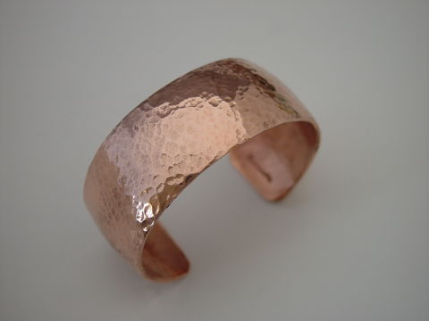 Hand-Hammered,Copper,Bracelet,Copper Bracelet, Copper jewelry, Benefits of copper, copper and health, hammered copper
